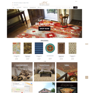 rug ecommerce beverly hills
