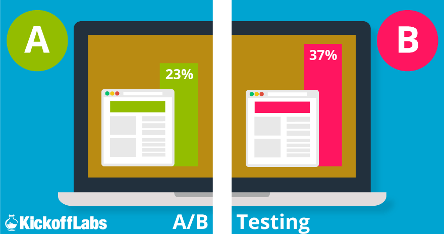 a b testing why it matters in digital marketingA B Test Landing Pages #4