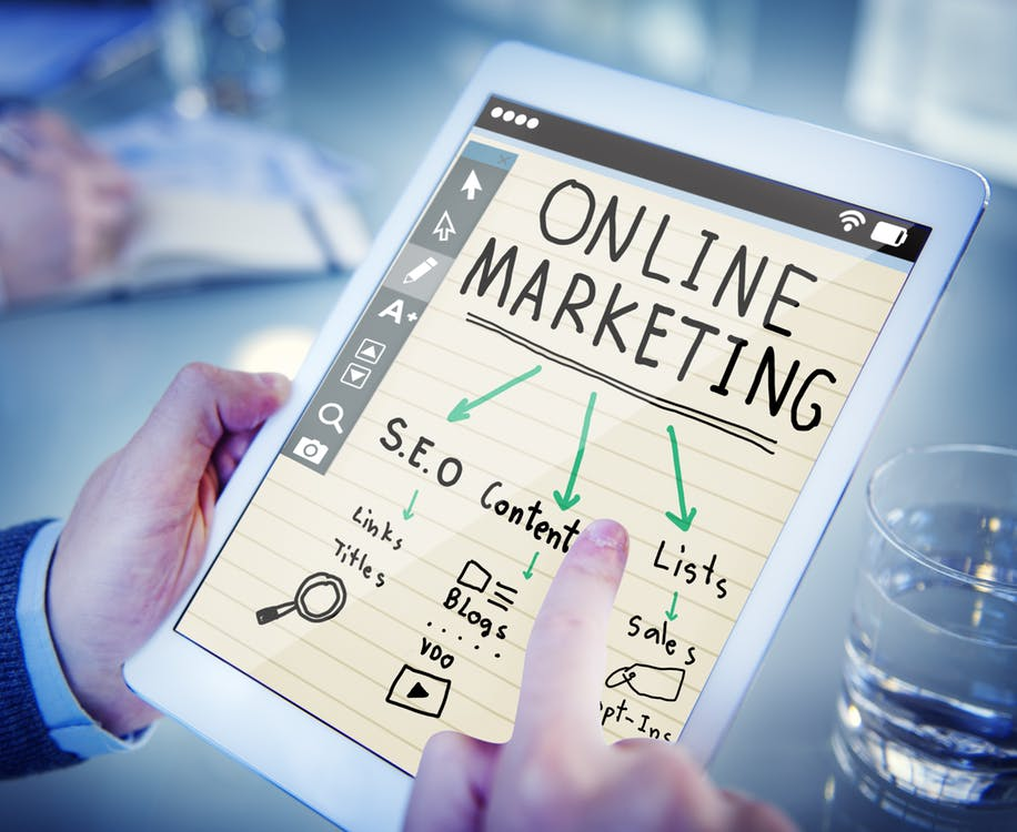 online marketing for best websites