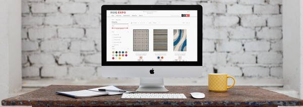 pre-loadede catalog ecommerce for rug flooring furnishings